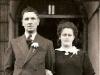 Johannes Hermse en Geessien Pomstra 1948