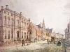Hoofdgebouw Groene Weeshuis, Oude Ebbingestraat Groningen (1858)
