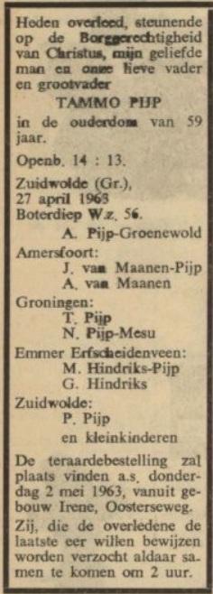 Gereformeerd Gezinsblad 1 mei 1963