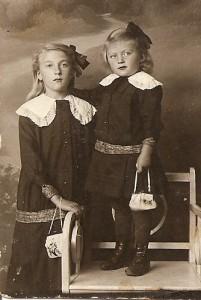 Anje en Henderika Rus