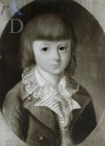 Assuerus Johan de Sandra Veldtman (1777-1803)