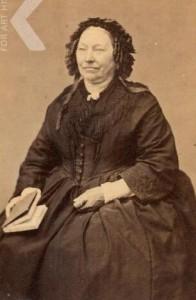 Christina Fockens (1801-1876)