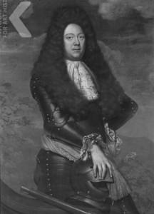 Friedrich Wilhelm van der Borch