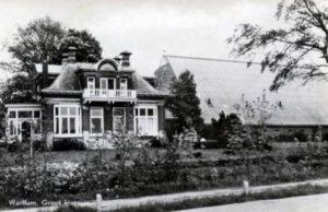 Boederij Groot Hoysum, Westervalge, Warffum