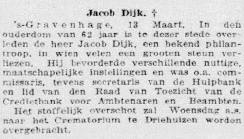 De Telegraaf, 14 maart 1917