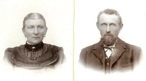 Eilina Vos en Jakob Pool (foto van Bert Medendorp)