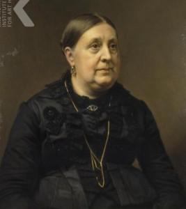 Johanna Catharina Elisabeth Endtz (geschilderd door Johan Heinrich Neuman)