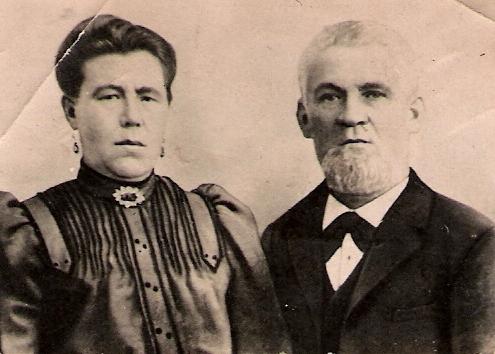 Johannes Hinderikus Blaauw en Iebeltje Henderika Rosema