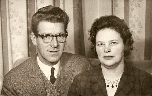 Jurjen Heikens en Henderiena Weike Mensinga