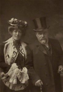 Lourens Alma Tadema en Laura Epps
