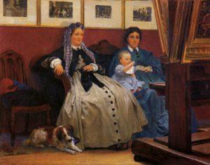 My Studio (1867)