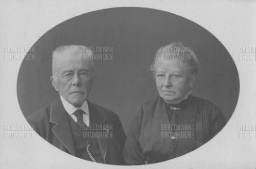 Oncko Quirijn van Swinderen en Elisabeth Maria Magdalena Thomassen à Thuessink van der Hoop
