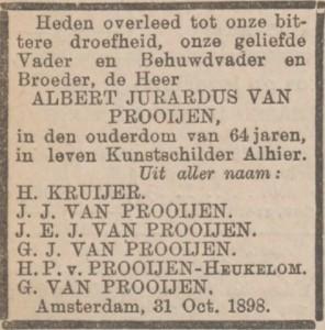 Het Nieuws van den Dag: kleine courant, 4 november 1898