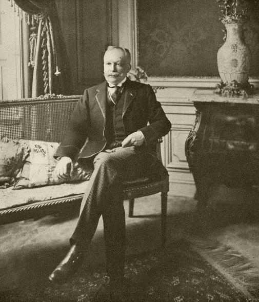 Reneke de Marees van Swinderen in 1911