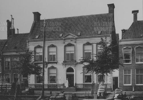 Schuitendiep 21 Groningen, het huis waar de freules Feith woonden
