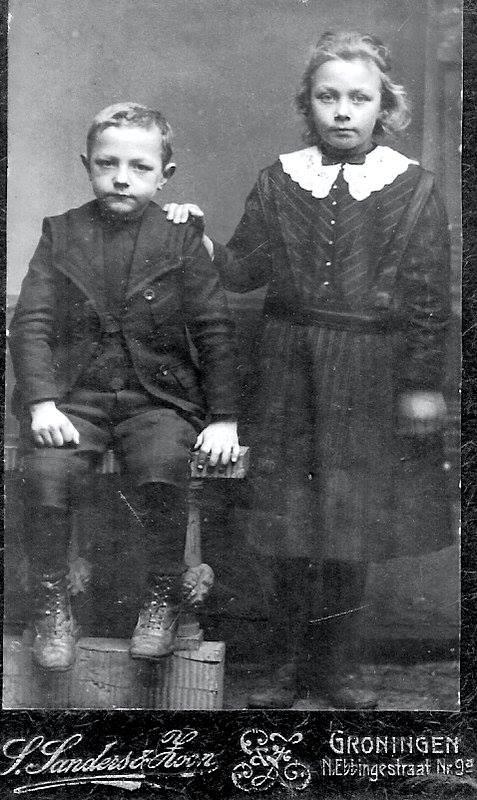 Siepko en Aaltje Borgman