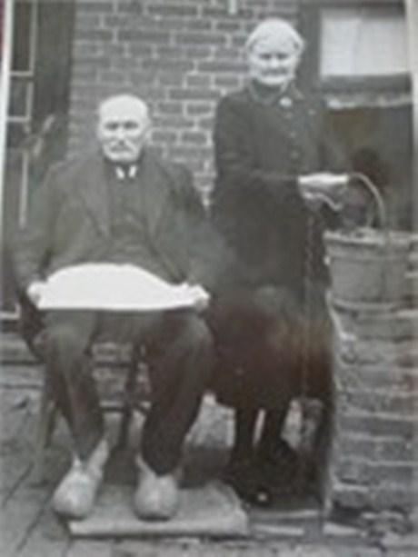 Sijbrand Holthuis en Tietje Folgerts