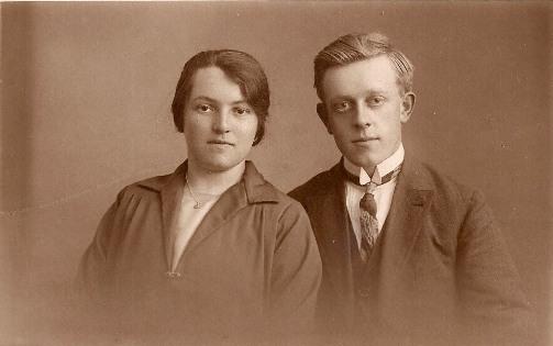 Tammo Pijp en Aafke Groenewold